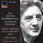 Barbirolli Conducts Elgar (CD, Nov-2011, IDIS)