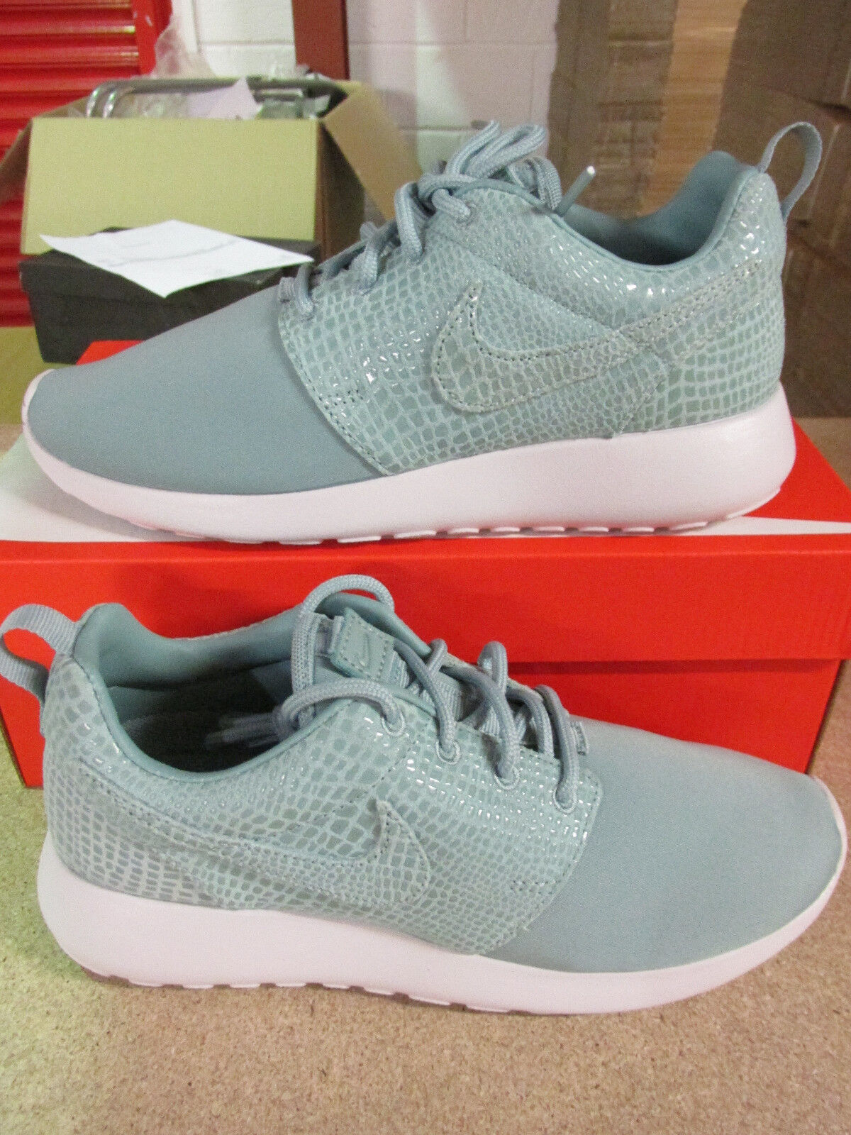 Nike Mujer Roshe One Estampado Zapatillas Zapatillas Corriendo 844958 004 Zapatillas Estampado 19d857