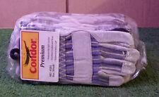 12 New Pairs Condor 4tjy1 Premium Leather Palm Gloves X Small Nip