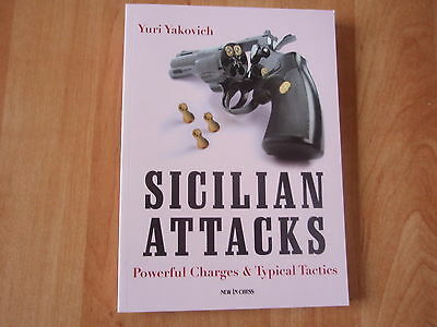 GM Yakovich Sicilian Attacks Powerful Charges + Typical Tactics NIC 2010