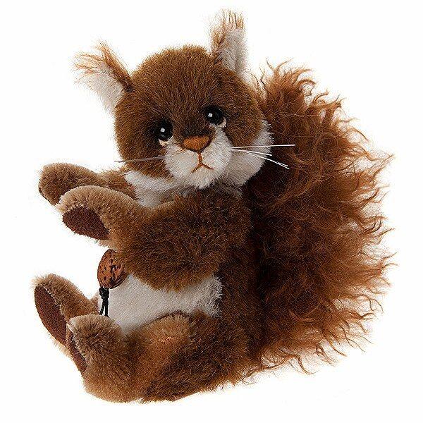CHARLIE BEARS BEARS BEARS - SCAMPETEER SQUIRREL ecfd4b
