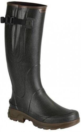 VERSTÄRKUNG 520 Hunting Wellies / REINFORCED REAR / Durable Boot / Größe UK 8.5 - EU 43