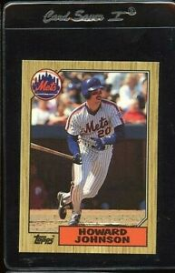 1987-TOPPS-TIFFANY-267-HOWARD-JOHNSON-NEW-YORK-METS