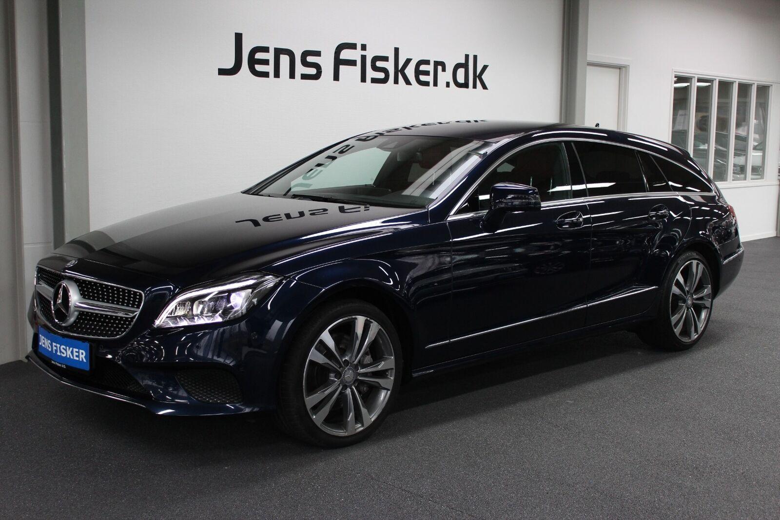 Mercedes CLS350 3,0 BlueTEC SB aut 4-M 5d - 479.990 kr.