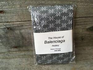No Argento Of In Made Balenciaga Grigio Calzamaglia unica Calzamaglia Taglia Portugal The House BRqn7H