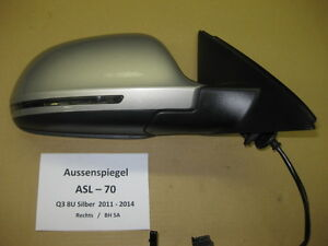 Audi-Q3-8U-Exterior-Mirror-Side-Mirror-Right-Right-Side-Side-R-ASL70