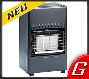 Infrarot-Gasof<wbr/>en Heizofen Gasheizer  4,2 kW Raumheizer Gas-Ofen Heizer Heizung