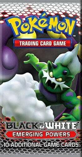 Pokemon Cards Brand NEW 5th GEN BLACK /& WHITE BOOSTER /& SAMPLING SAMPLE Packs