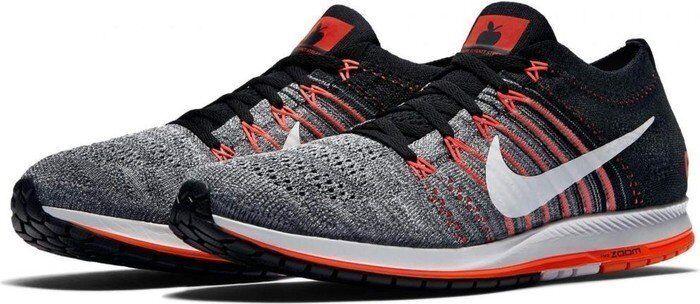 Nero Scarpe Sguzjmvplq York 14 Le Uomini Streak Nike Flyknit Gray New oCderxBQWE