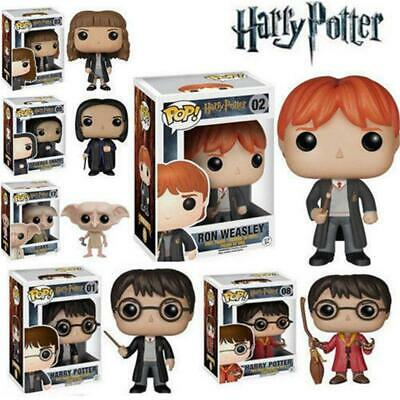 15CM Film Harry Potter Q Posket Ron Hermione Action Figurine Jouets NEW IN BOX