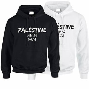 32a5b82ef5a FREE PALESTINE GAZA CELINE PARIS HOODIE HOODY TOP PROTEST CHARITY ...