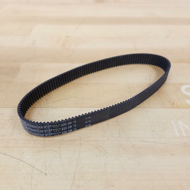 GT2 Timing Belt by the foot 6mm width,3D printer Rostock Mendel REPRAP Y4G3