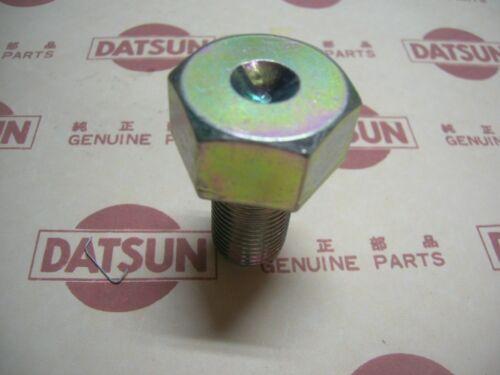 Fits NISSAN A10 A12 A14 A15 B10 B110 B210 B310 DATSUN 1200 Crank Pulley Bolt