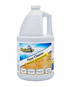 Floor Cleaner Concentrate Mopping Solution Cleaning Liquid 128 Oz 1 Gallon