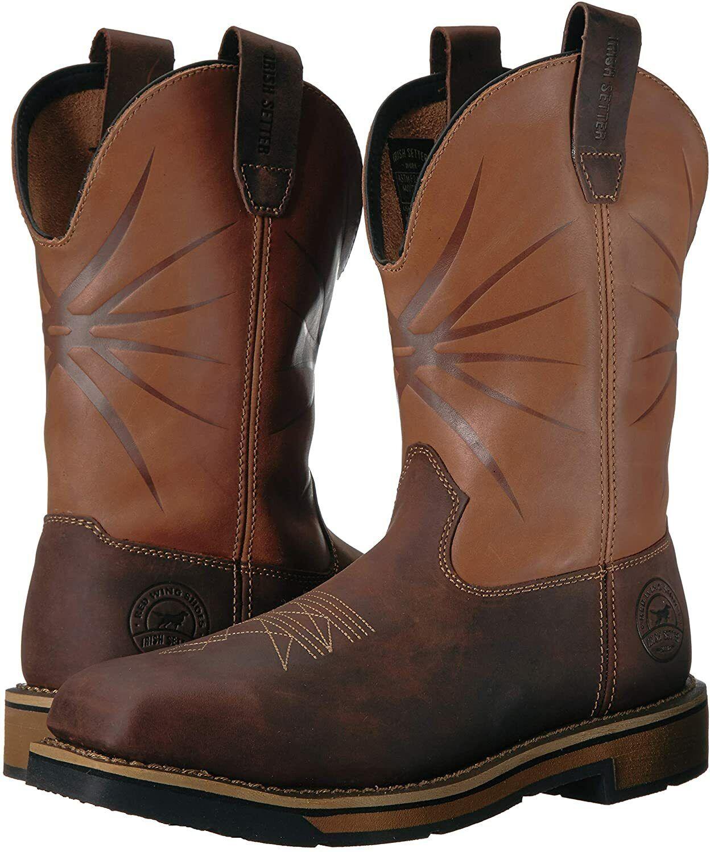 irish setter boots pull on