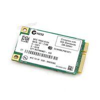 DELL D520 D620 D820 D630 D830 INTEL Wireless-N Wifi AGN Half Mini PCI-E Card New