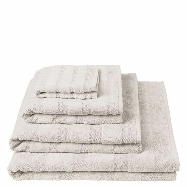 Designers Guild Coniston Birch Bath Towel - Set of 2