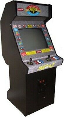 Street Fighter Ii Arcade Machine By Capcom Excellent Condition