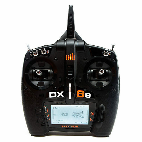 Spektrum dx6e 6-channel dsmx sender nur spmr6650