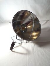 Brooder Heat Lamp With Bulb Guard Clamp Light 300 Watt Max 120 Vac Gp095b Indoor