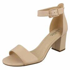 f2aeeddb63ab item 2 Ladies Clarks Deva Mae Smart Leather Slingback Heeled Sandals - D  Fitting -Ladies Clarks Deva Mae Smart Leather Slingback Heeled Sandals - D  Fitting