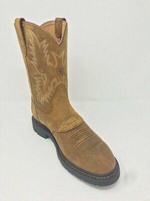 best selling on wholesale various styles Ariat Men's Sierra Saddle Western Work Boot 10002304 | eBay