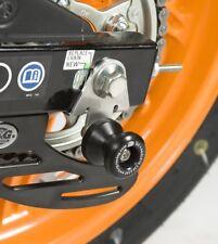R&G Racing Paddock Stand Bobbins Reels (Offset) to fit Honda CBR 125 R 2011-2014