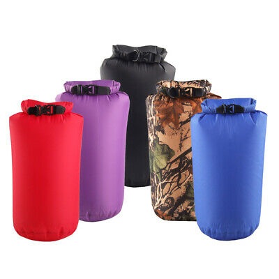 Waterproof Camping Hiking Portable Clear Map Covers Storage Case Dry Bag TK
