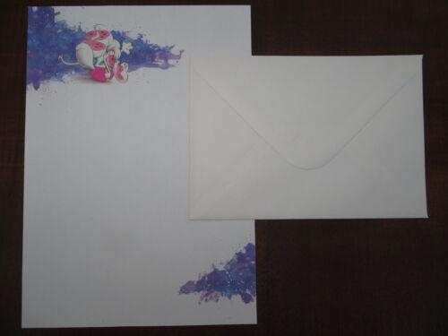 Diddl Briefpapier A5 aus Box  Nr 5 Tonne aus KNUDDELSAMMLUNG Nr 2 kuscheln o