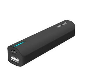 PNY P-B-2200-1-K01-RB PowerPack T2200 Battery Power Adapter Smartphone Charger