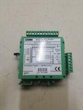 24vdc Phoenix contact MCR-adC 8//10v//u Analogico-convertidor digital 8bit 0-10v