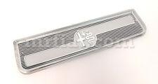 Alfa Romeo GT GTA GTV Radio Panel Plate New