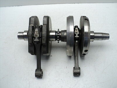 #4092 Yamaha XS400 XS 400 Special 2 Crankshaft / Crank Shaft with Rods
