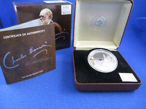 2009 SPACE WALK 1oz Silver Coloured Coin