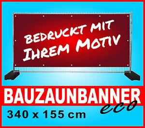 Werbeplane Werbebanner LKW Plane  22€//m²  />/>50x200 cm/</<