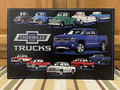 Chevy Ave STREET SIGN chevrolet garage metal wall tin decor truck road blvd 5x24