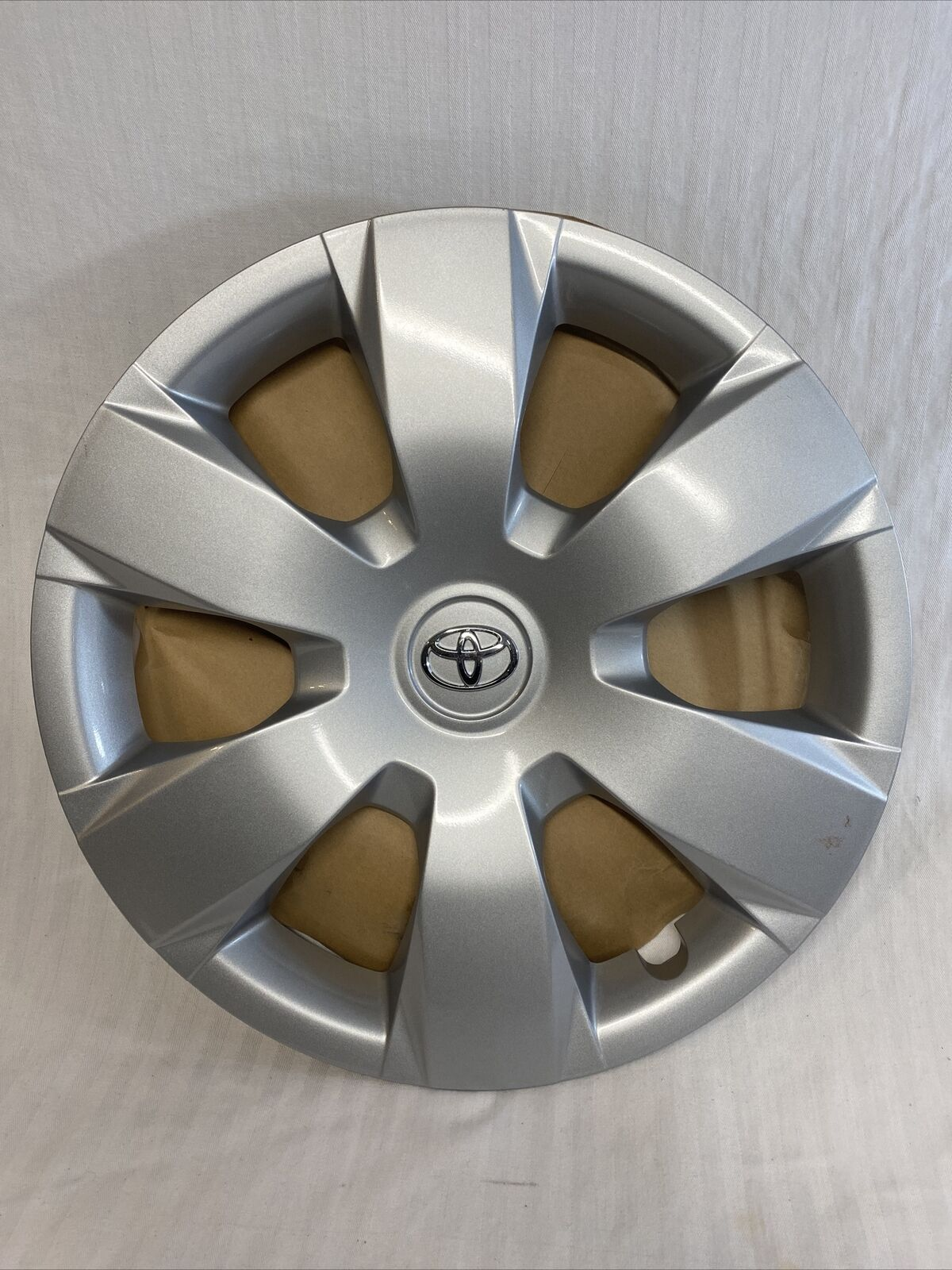 """OEM 06-10 Toyota Camry 16"""" Hubcap 6 spoke Wheel Cover #42602-06010 Free S/&H"""