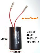 CBB60 Capacitor 40uF 300VAC Fast shipping from USA