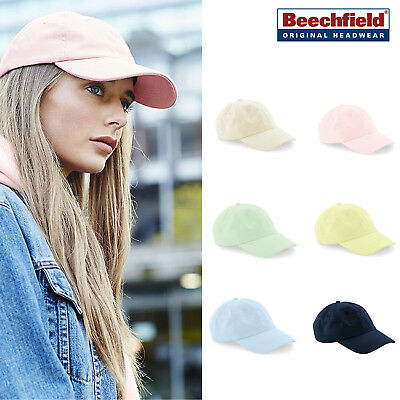 Beechfield hemsedal Cotone Slouch Beanie-Light CASUAL STRETCH Cappello Uomo//Donna