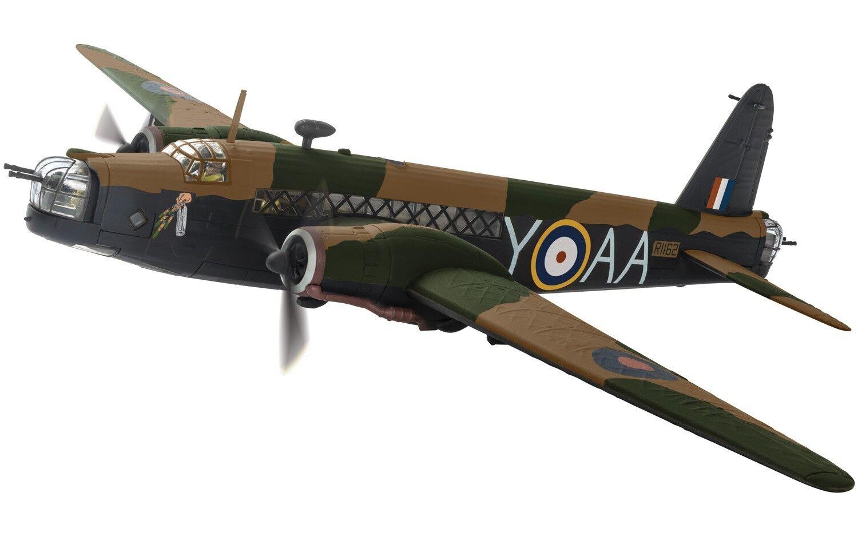 Corgi Vickers Wellington 1C AA-y 'y para Yorker' Nueva Zelanda Sq 1941  AA34811