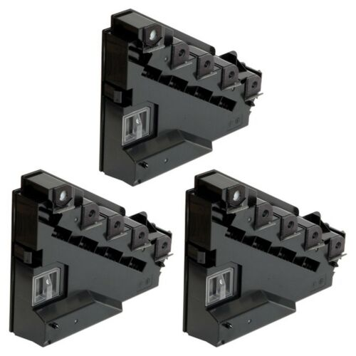 Lot Of 3 Waste Toner Receptacle For Dell C3760n C3760dn C2660dn 331-8438 M20HF