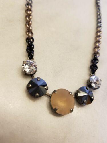 Sabika Oasis Multi-Stone Necklace S15