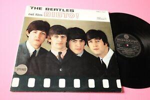 BEATLES-LP-AIUTO-ORIG-ITALY-1965-EX-VERSIONE-STERO-RARISSIMA