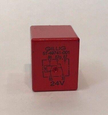 GILLIG 51-49741-000 12V RELAY