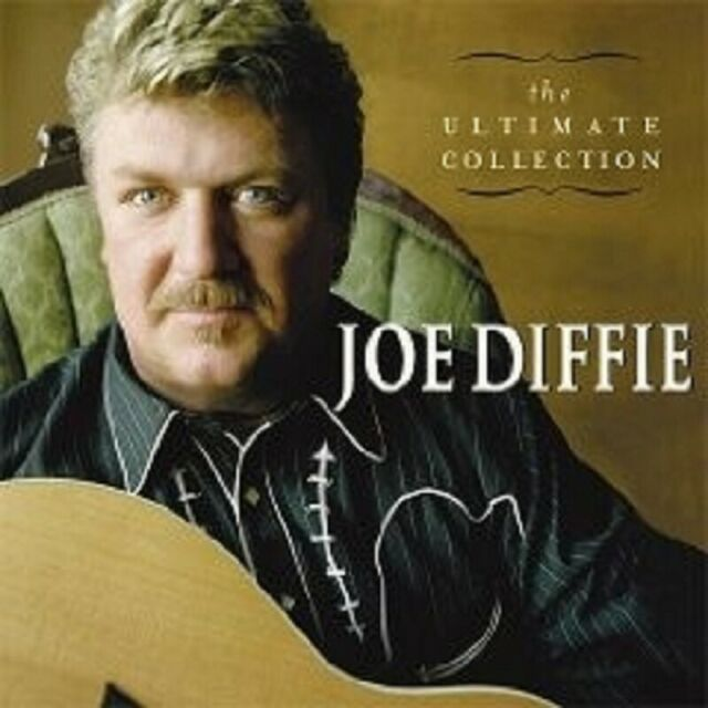 "JOE DIFFIE ""THE ULTIMATE HITS (BEST OF)"" CD COUNTRY NEU"