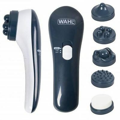 Wahl ZX860 Spot Therapy Battery Operated Hand Held Therapeutic Massager_New