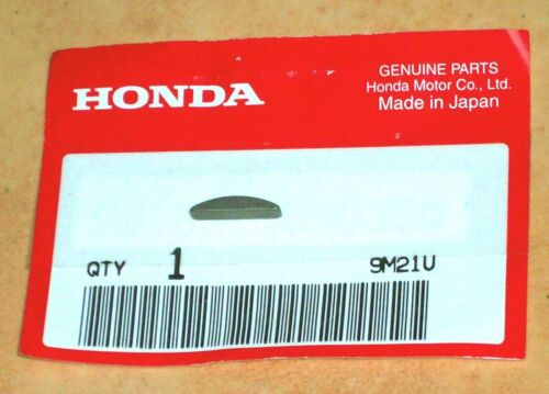 Polradkeil für Polrad Zündung woodruff key Honda SH 50 100 1001 SJ 50 100 Orig