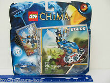 LEGO - Legends of Chima #8 NEST DIVE Model #70105 - 97 pc set - Age 6-12 Y