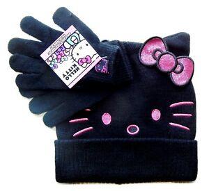 Hello Kitty set-gorra * guantes talla 48+50 *