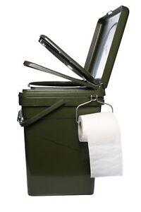 New-RidgeMonkey-Ridge-Monkey-Cozee-Toilet-Seat-Bags-Carp-Fishing-Equipment